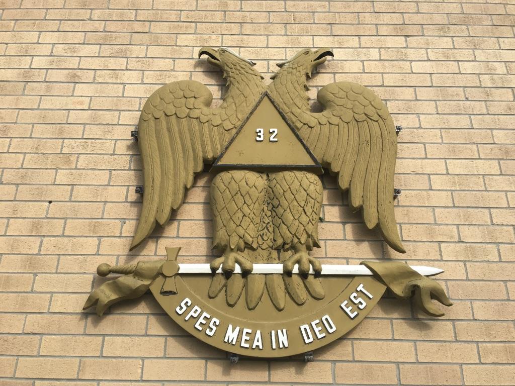 The A.&A.S.R. Symbol